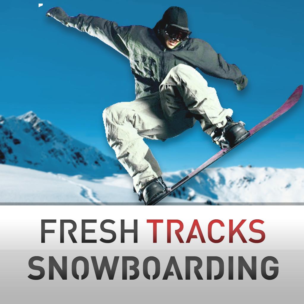Fresh Tracks Snowboarding iOS