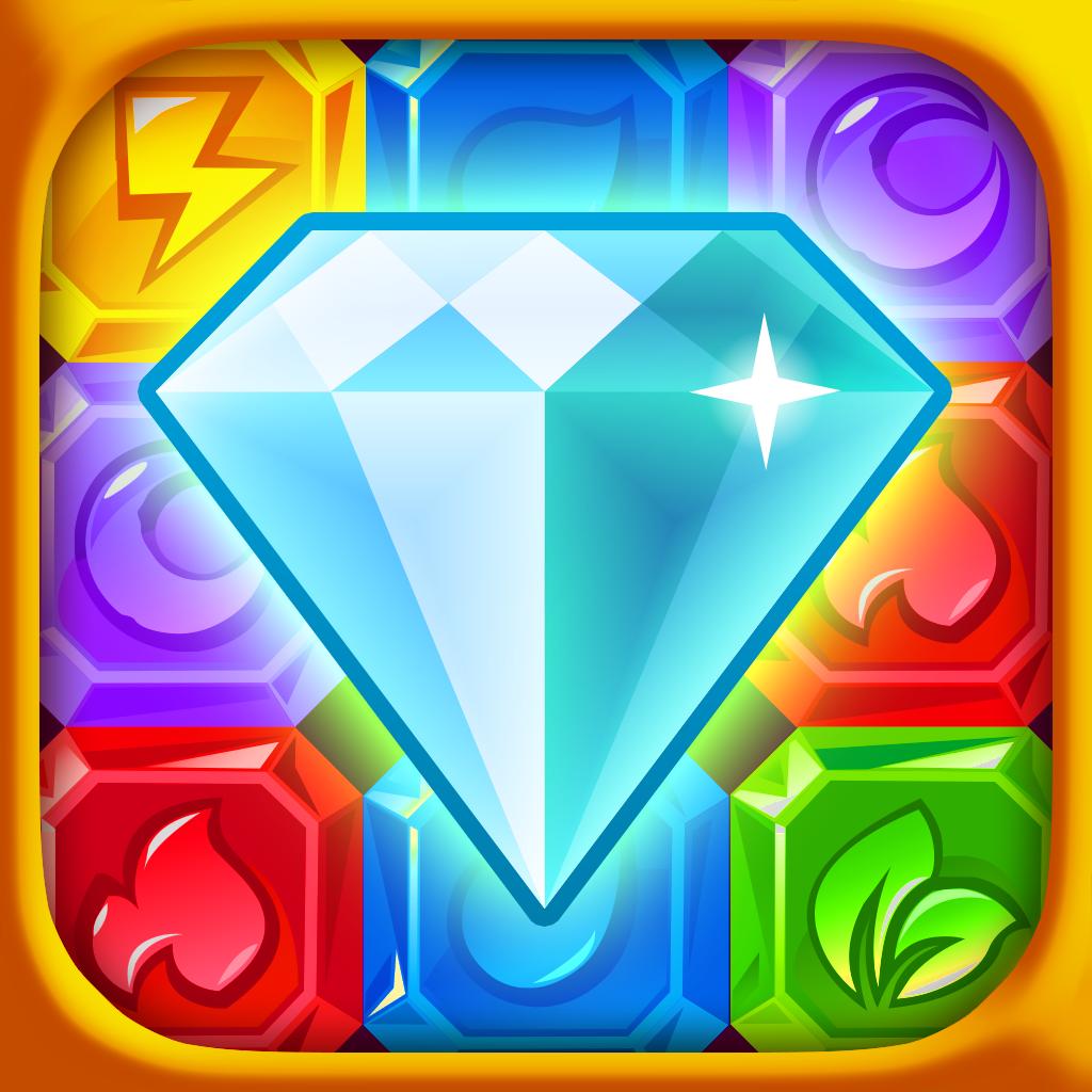 Diamond Dash iOS